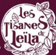 Logo tisanes de Leila